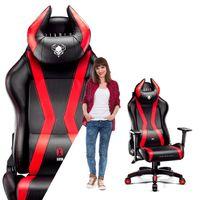 DIABLO X-HORN 2.0 NORMAL SIZE Fotel GAMINGOWY obrotowy BIUROWY GRACZA