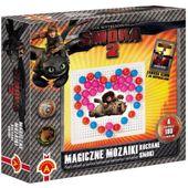 Jak wytresować smoka 2 zestaw kreatywny Magiczne mozaiki