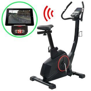 Programowalny Rower Do Ćwiczeń Z Pomiarem Tętna