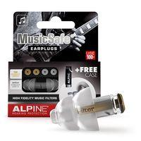 Zatyczki stopery do uszu Alpine MusicSafe Classic