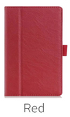 Etui Slim Case Lenovo Tab 3 A7-10 - Red