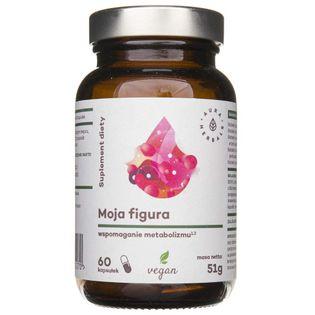 Aura Herbals Moja Figura - 60 kapsułek