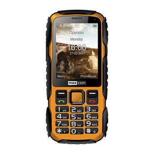 MAXCOM STRONG MM920 IP67 ODPORNY TELEFON 2,8'' 2MP
