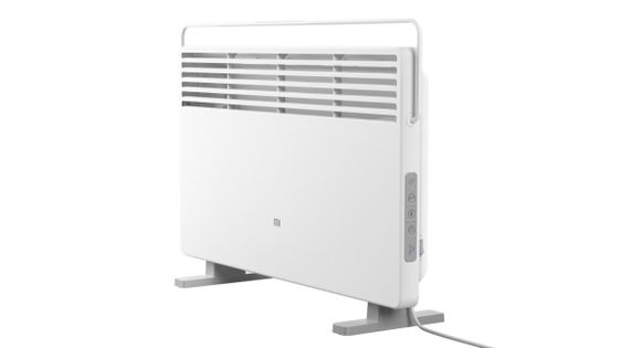 Xiaomi Mi Smart Space Heater S 2200 W, Suitable For Rooms Up To 46 M², White, Indoor, Remote Control Via Smartphone