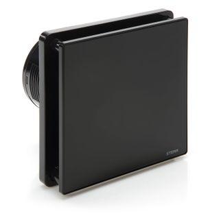BFS100-B - Wentylator łazienkowy czarny
