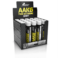 Olimp - AAKG 7500 mg w ampułce - 25 ml