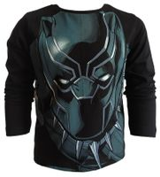T-Shirt Avengers Black Panther 6 lat Licencja Marvel (HS1202.BLACK.6Y)