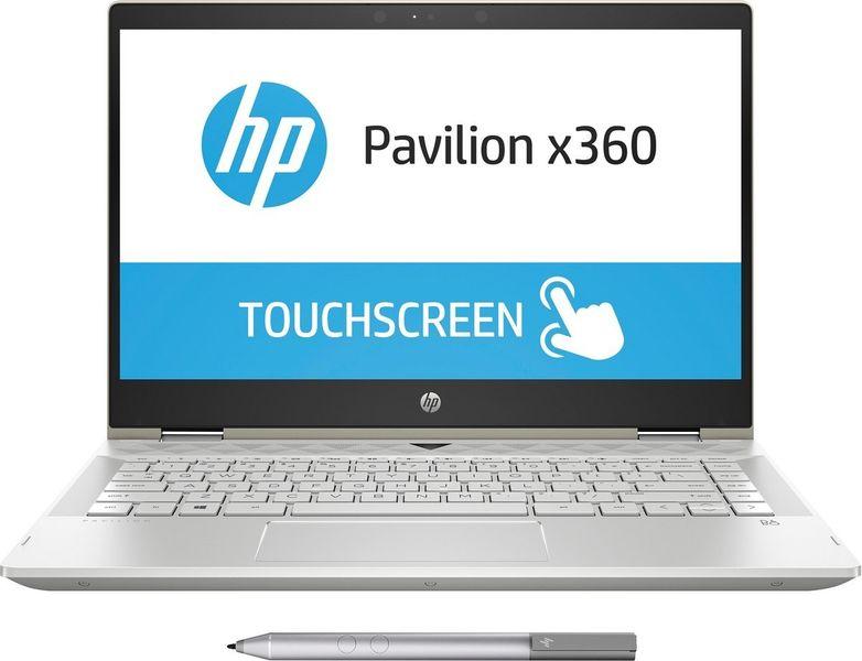 2w1 HP Pavilion 14 x360 i3-8130U 4GB 1TB Win10 Pen zdjęcie 7