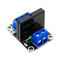 Moduł przekaźnika SSR 1 kanał 5V Low trig dla Arduino STM32