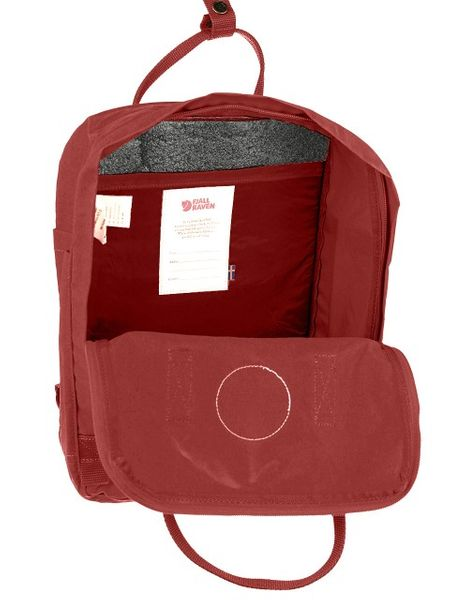 Plecak KANKEN FJALLRAVEN Deep Red F23510-325 zdjęcie 3