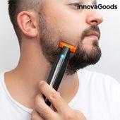 InnovaGoods 3 w 1 Precyzyjna Ładowalna Golarka Elektryczna