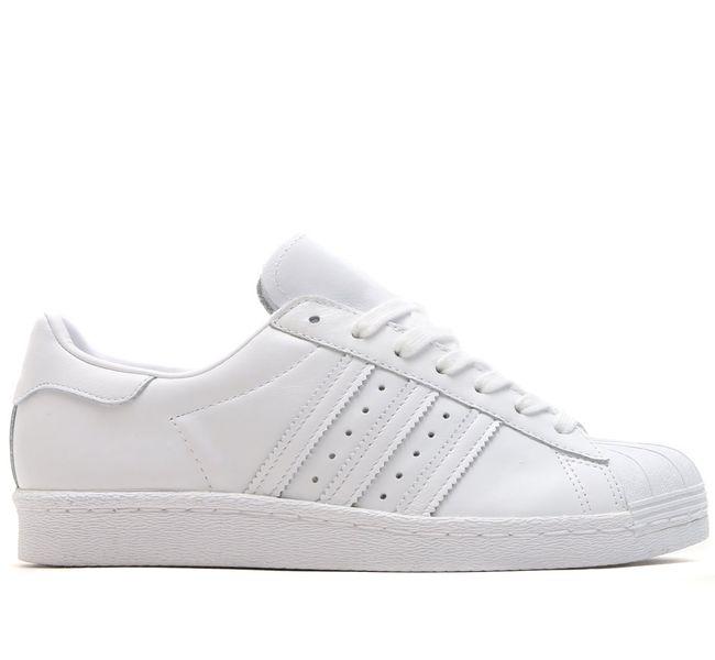 0e2a4f26 Buty Adidas SUPERSTAR CQ3009 białe na Walentynki damskie 41 • Arena.pl
