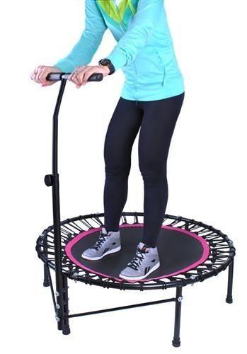 Trampolina z uchwytem do fitnessu zdjęcie 8