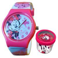 Zegarek dziecięcy Minnie Mouse Licencja Disney (WD21200)