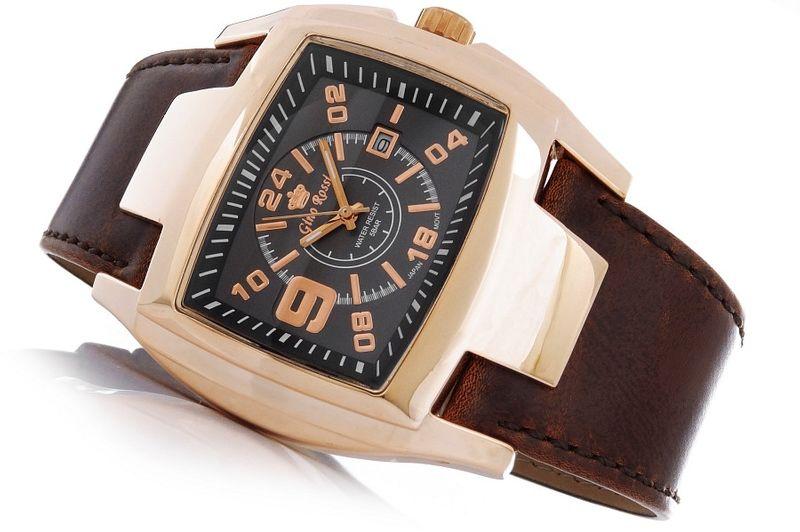 Zegarek Męski Gino Rossi DIESEL POWER zdjęcie 1