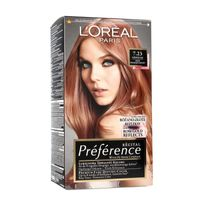 L'oreal Paris Recital Preference Farba Do Włosów 7.23 Dark Rose Gold