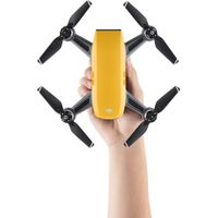 Dron Dron DJI Spark Fly More Combo Zółty- Sunrise Yellow