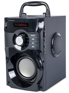 Głośnik BLUETOOTH Overmax Soundbeat 2.0 USB Radio