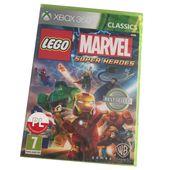 Lego Marvel Super Heroes (X360) PO POLSKU