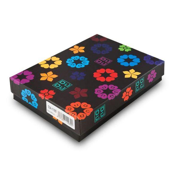 Skórzany portfel damski DuDu®, 534-1165 czerwony zdjęcie 6