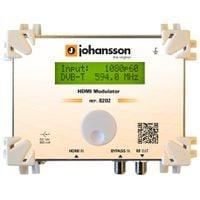 Modulator cyfrowy Johansson HDMI DVB-T, DVB-C 8202
