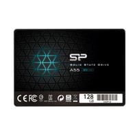 """Dysk SSD Silicon Power A55 128GB 2.5"""" SATA3 (550/420) 3D NAND, 7mm"""