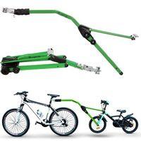 Hol rowerowy drążek do roweru dziecięcego PERUZZO zielony PZ-300