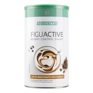 LR Lifetakt Figu Active Shake smak latte-macchiato