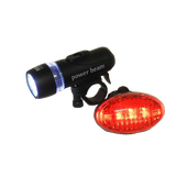 Zestaw oświetlenia rowerowego 5/3 LED