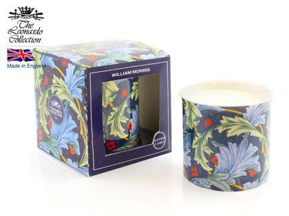 Świeca zapachowa - William Morris Blue