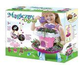 Magiczny Ogród ze światłem i dźwiękiem, różowy