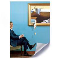 Plakat, Salvador Dali zegary 50x70