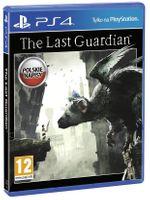 The Last Guardian PL PS4 Nowa