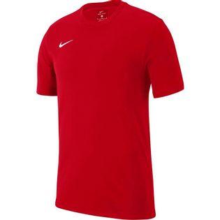 Koszulka dla dzieci Nike Team Club 19 Tee JUNIOR czerwona AJ1548 657