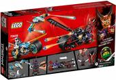 Klocki LEGO 70639 Ninjago Wyścig Wężowego Jaguara