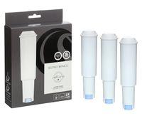 3x Jura Claris White -zamiennik Seltino BIANCO filtr wody do ekspresu