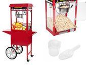 Maszyna do popcornu - wózek Royal Catering RCPW-16E