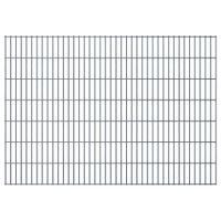 Panel Ogrodzeniowy 2008X1430 Mm, Szary
