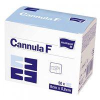 Cannula F Plast opatrunek foliowo-włókninowy 8x5,8cmx50