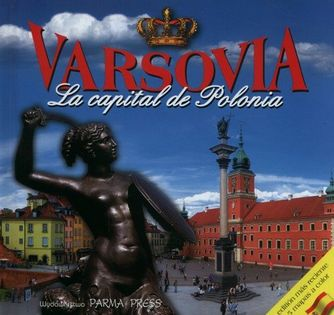 Warszawa stolica Polski wersja hiszpańska Grunwald-Kopeć Renata