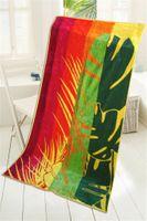 Ręcznik plażowy 85x170 Flora Greno