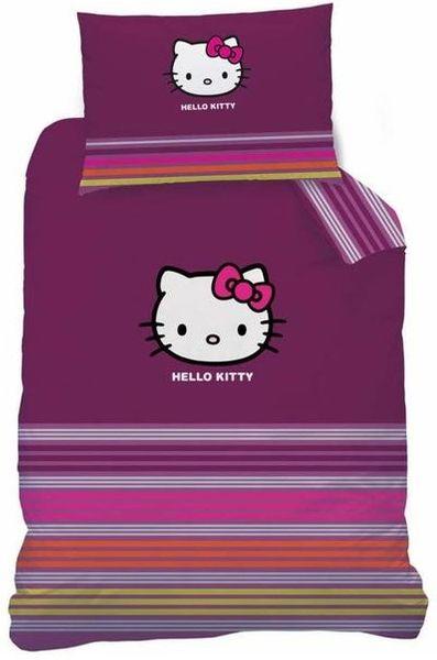 Pościel Hello Kitty 140x200 cm zdjęcie 1