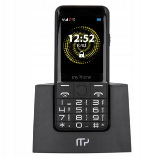 MyPhone Halo Q+ 2,8'' 2MPx TELEFON DLA SENIORA