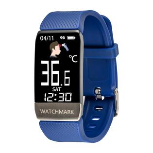Kardiowatch Opaska Zdrowia WT1 Puls Ciśnienie EKG Termoemtr