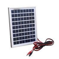 Ładowarka solarna panel do akumulatora Żel 20w 12v
