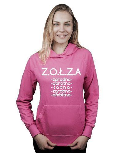 Bluza damska kangur ZOŁZA CECHY M na Arena.pl