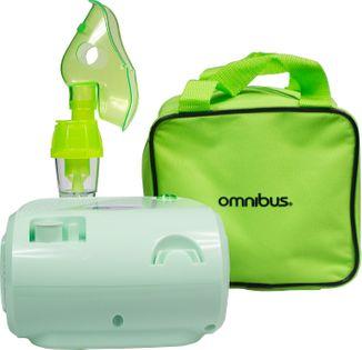 Inhalator tłokowy do pracy ciągłej OMNIBUS SELEDIN nebulizator