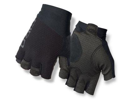 Rękawiczki męskie GIRO ZERO CS krótki palec black roz. XXL (obwód dłoni od 267 mm / dł. dłoni od 211 mm) (NEW)