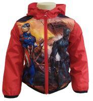 Kurtka przeciwdeszczowa Avengers r140 10 lat Marvel (SE1350.RED.10A)