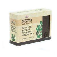 Sattva Body Soap Indyjskie Mydło Glicerynowe Sandalwood 125G